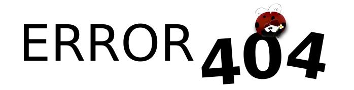 Graphic for: Error 404
