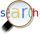 logo for search SEO, the Search Engine Optimization